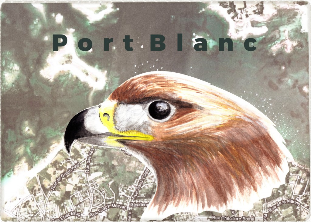 Port Blanc Golden Eagle logo 1